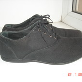 Туфли мокасины Zara
