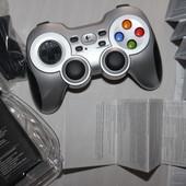 приставка новая Геймпад Logitech Gamepad F710 Wireless +подарок