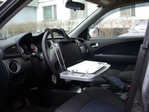 Столик-подставка в автомобиль,автомобильный столик д\ноутбука на руль фото №3