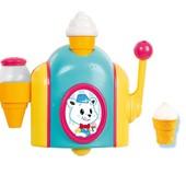 Tomy Потрясающая игрушка для ванны Фабрика пены bath foam cone factory