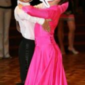 Яркое шикарное Танцевальное платье для бально спортивных танцев, Ювеналы 2. Платье на турниры.