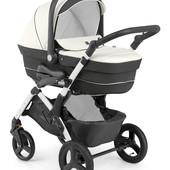 Универсальная коляска CAM Dinamico up smart - рама, люлька, прогулочный блок, автокресло, чехол для