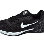 Кроссовки мужские Nike Lunarglide N6 черные