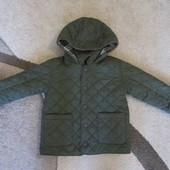 Куртка для мальчика стеганая.