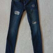 Фирменные джинсы Earl Jeans из США с паетками