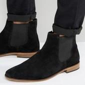 ASOS Оригинальные мужские ботинки 100% кожа 42 р