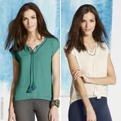 Стильные нежные блузки Esmara. Германия. 36, 40, 42 евро