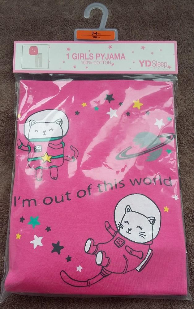 Котонові піжами YD Sleep Primark фото №1 ec17616532d65