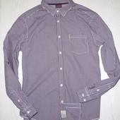 рубашка Esprit  L 100% котон