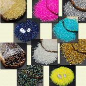 Стразы для декора ногтей, 400 шт. в упаковке, размер 2 мм