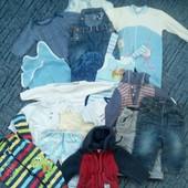 Пакет одежды 3-6 мес