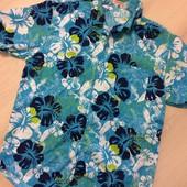 Мужская рубашка Sea&Sun, модная расцветка,p. xxl. Новая.
