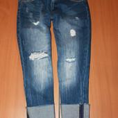 крутые джинсы зара размер 30(40)
