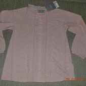 Рожева блузка NEXT для дівчат 0-6 років під замовлення