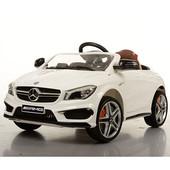 Детский электромобиль Mercedes Benz M 3183, колеса eva, сиденье кожа, с радаром