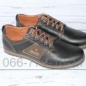 Новинка! Мужские кожаные туфли