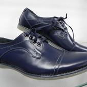 Кожаные туфли 40,42,44