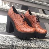 Туфли натуральная кожа 36-40 р