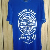 Отличная очень легкая футболка от Topman  ,p.XS