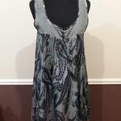 Стильная туника платье Nile шелк