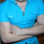 Стильная брендовая шведка сорочка  рубашка Fishbone (Фишбон).м