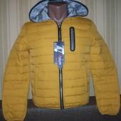 Куртка демисезонная для мальчиков подростков 158