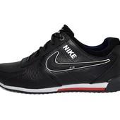 Мужские кроссовки Nike Air Max 74 Black (реплика)