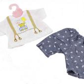 Одежда для пупса Baby Born  42 см