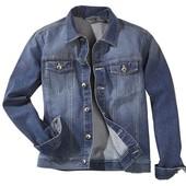 мужская джинсовая куртка от Livergy/Германия.