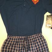 новая мужская пижама из биохлопка.Livergy/Германия