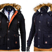 Мужская зимняя куртка парка по цене распродажи