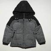 Куртка зимняя дутая на 3-4 года фирма Ту