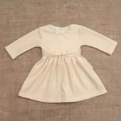 Гарненьке, ніжне платтячко розміри 80