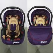 Детское автокресло Tilly Sparky T-511 0-9 кг (группа 0)