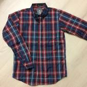 Новая рубашка на подростка на рост 170 - 175см. S
