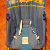Кресло-качалка Fisher Price + подарок ниблер
