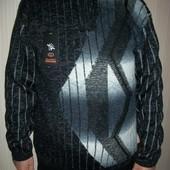 свитер мужской тёплый под горло