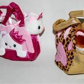 Гламурные сумочки для маленьких модниц