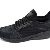 Мужские кроссовки Baas Sport 628 QTS черные