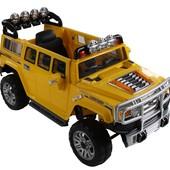 Детский электромобиль джип T-7814