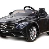 Детский электромобиль Mercedes S63 T-799 Amg