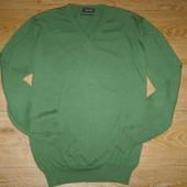 Sand мужской свитер 100% merino extra fine S-M-размер. Оригинал. Италия