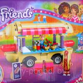 "Конструктор Bela Friends ""Парк развлечений: фургон с хот-догами"" 10559"