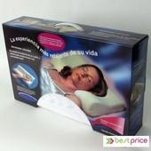 Подушка ортопедическая с памятью memory foam pillo