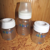 Бутылочка Philips Avent Natural, 125 ml, 260 ml