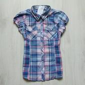 Новая блуза для девочки. H&M. Размер 10-11 лет