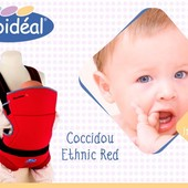 Удобная сумка-переноска для малыша Babideal (Франция)