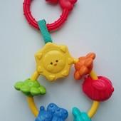 Подвесная игрушка погремушка Fisher - price