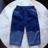 Джинсы на мальчика фирмы Pippi размер 86 (реально до 3 лет)