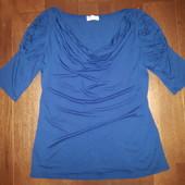 Блуза с драпировкой от orsay! p.-l